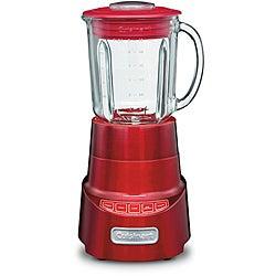 Cuisinart SPB-600MR Metallic Red SmartPower Deluxe Die Cast Blender