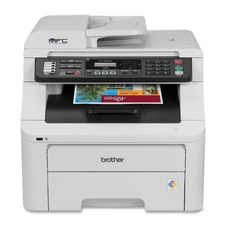 Brother MFC-9325CW Laser Multifunction Printer - Color - Plain Paper