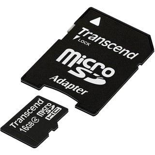 Transcend TS16GUSDHC4 16 GB microSD High Capacity (microSDHC)