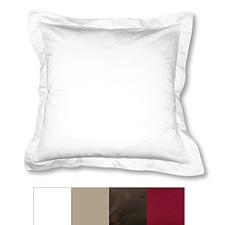 Hotel Collection Tailored Euro Sham