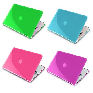 INSTEN Clear Snap-on Laptop Case Cover for Apple MacBook Pro