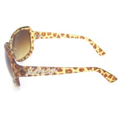 XOXO Women's 'Confetti Leopard' Fashion Sunglasses