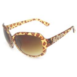 XOXO Women's 'Confetti Leopard' Fashion Sunglasses