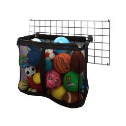 Organized Living freedomRail Big Mesh Sports Basket
