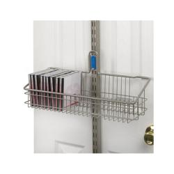 Organized Living Nickel Over the Door Media Holder