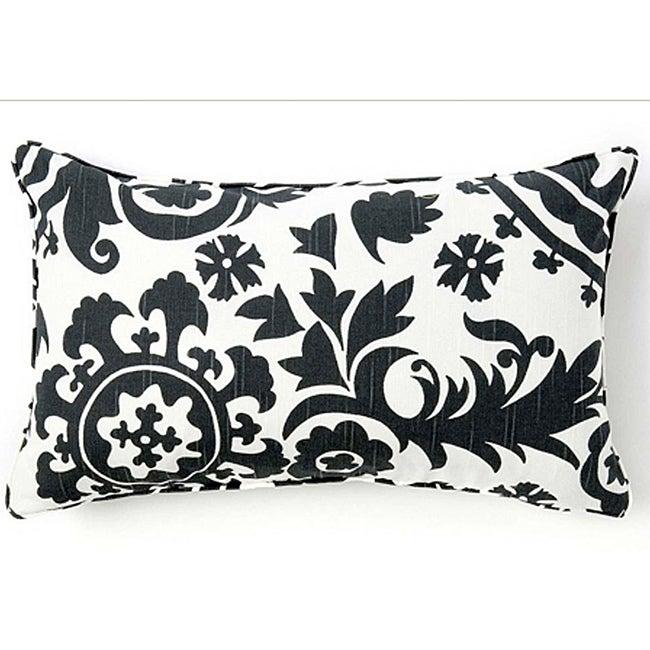 12 x 20-inch Africa Suzani Decorative Down Pillow