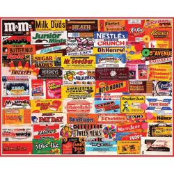 Candy Wrappers 1000-piece Jigsaw Puzzle