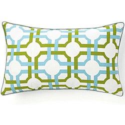 Grille Confetti 12x20-inch Decorative Pillow