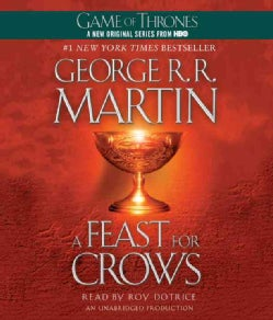 A Feast for Crows (CD-Audio)