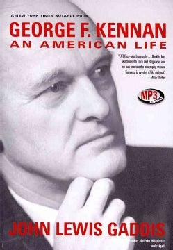 George F. Kennan: An American Life (CD-Audio)
