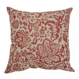 Pillow Perfect 'Damask' Throw Pillow