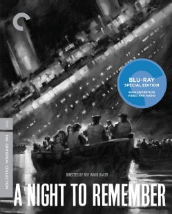 A Night To Remember (Blu-ray Disc)
