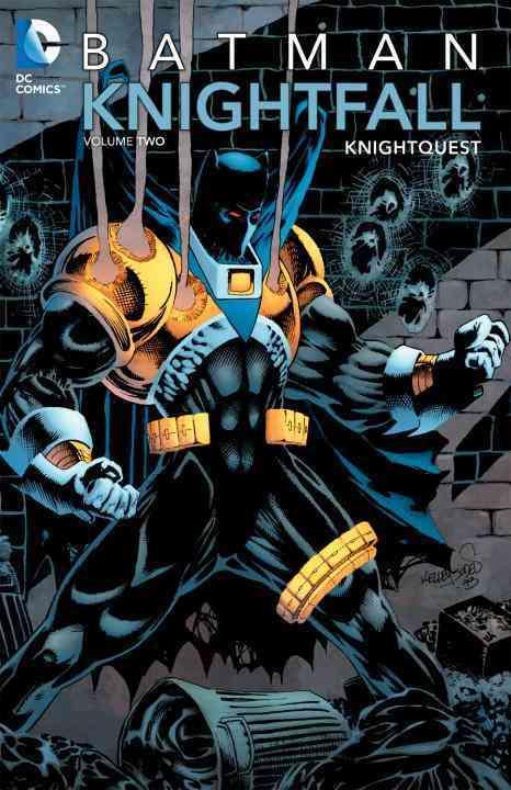 Batman: Knightfall 2: Knightquest (Paperback)