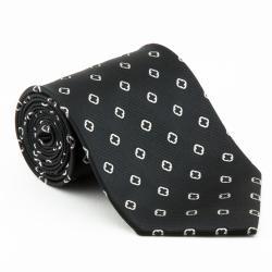 Platinum Ties Men's 'Black Clover' Necktie
