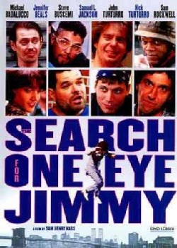 The Search for One-Eye Jimmy (DVD)