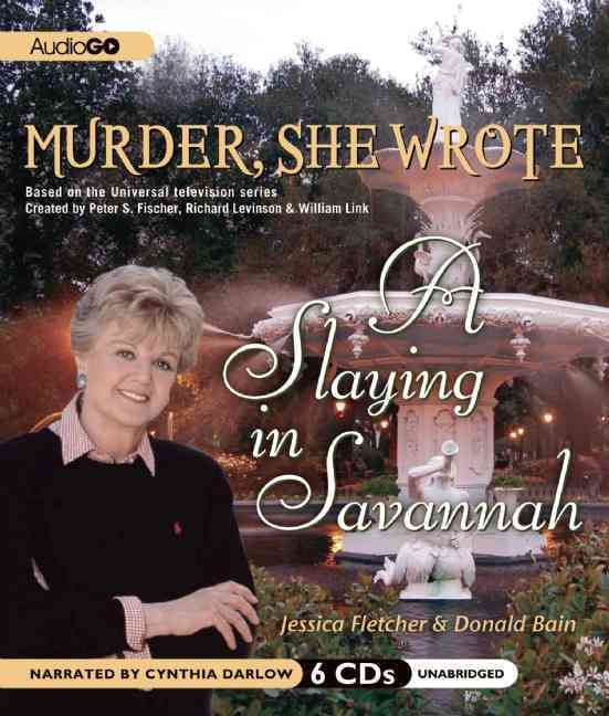 A Slaying in Savannah (CD-Audio)