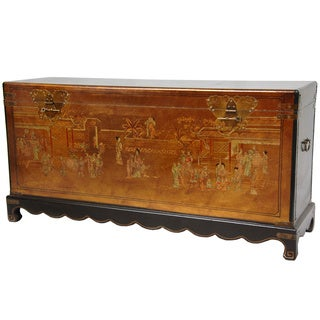 Gold Leaf Daily Life Trunk (China)