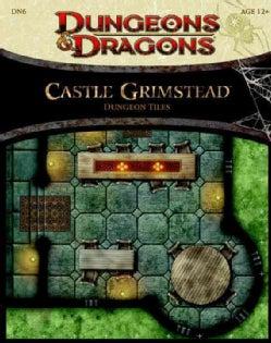 Castle Grimstead Dungeon Tiles (Hardcover)