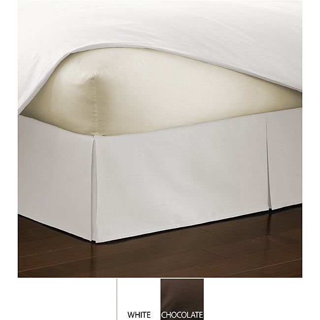 Hotel Collection Tailored Bedskirt with 18-Inch Drop