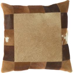 Limburg Faux Fur Decorative Pillow