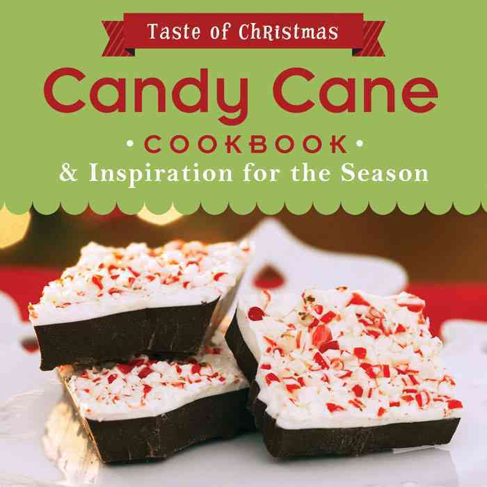 Candy Cane Cookbook & Inspiration for the Season (Paperback)