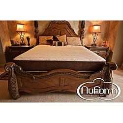 NuForm Allure Talalay Latex Soft/ Medium/ Firm 11-inch Twin XL-size Mattress