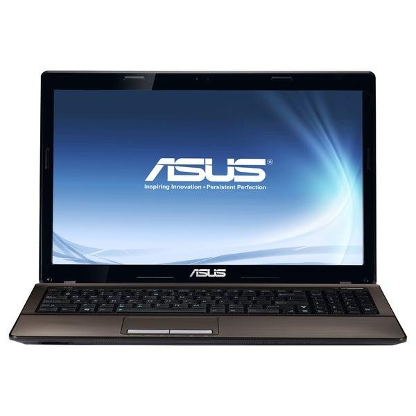 """Asus K53SD-DS71 15.6"""" Notebook - Intel Core i7 i7-2670QM Quad-core (4"""