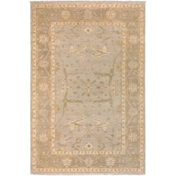Hand Knotted Cardamon New Zealand Wool Rug (8' x 11')