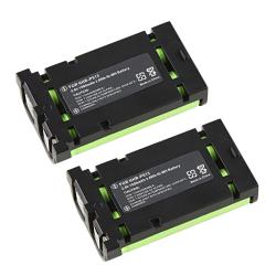 INSTEN Compatible Ni-MH Battery for Panasonic HHR-P513 Cordless Phone (Pack of 2)