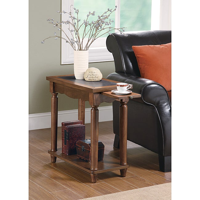 overstock table l