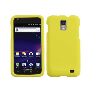 Premium Samsung Galaxy S2/S II Skyrocket Rubber Case