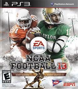PS3 - NCAA Football 13