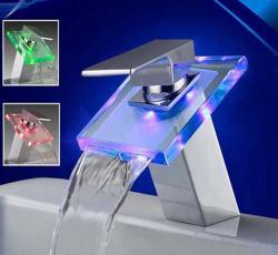Sumerain LED Bathroom Sink Faucet