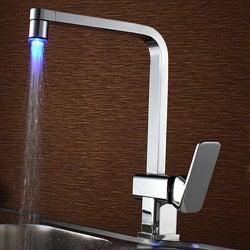 Sumerain LED Kitchen Faucet