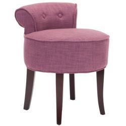 Safavieh Rochelle Rose Vanity Chair