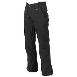 Marker Men's Black Pop Cargo Shell Pants