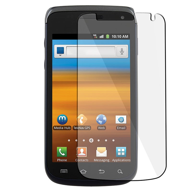 Screen Protector for Samsung Exhibit 2 4G T679