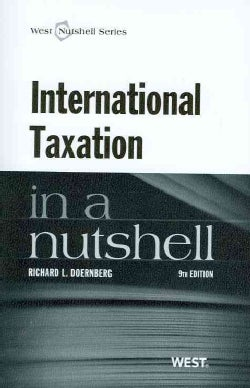 International Taxation in a Nutshell (Paperback)