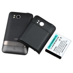 INSTEN HTC Thunderbolt 4G Li-Ion Extended Battery W/ Cover
