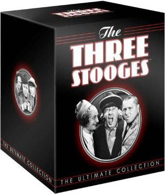 The Three Stooges Collection: The Complete Series (DVD)