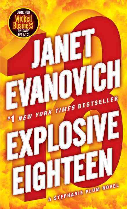 Explosive Eighteen (Paperback)