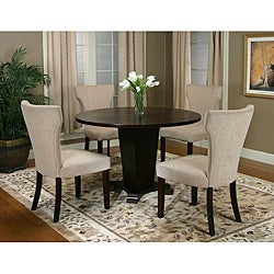 Torrance Chenille Dining Chairs (Set of 2)