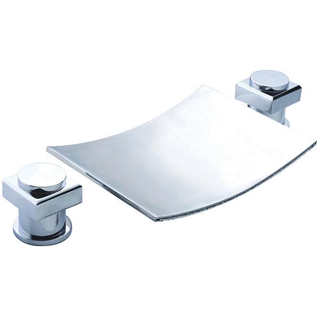 Sumerain Bathroom Sink Waterfall Faucet