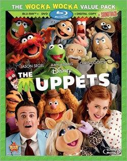 The Muppets (Blu-ray/DVD)