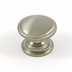 Zinc Stone Mill 'Saybrook' Nickel Cabinet Knobs (Pack of 25)