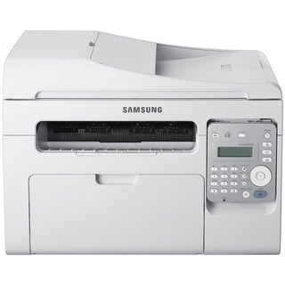 Samsung SCX-3405FW Laser Multifunction Printer - Monochrome - Plain P