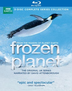 Frozen Planet (Blu-ray Disc)