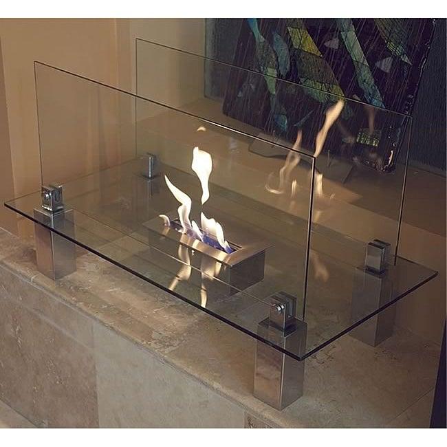 Nu-Flame Fiero Freestanding Floor Fireplace