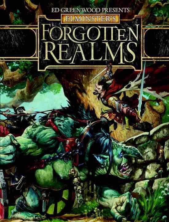 Ed Greenwood Presents Elminster's Forgotten Realms (Hardcover)