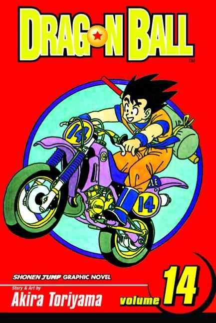 Dragon Ball 14 (Paperback)